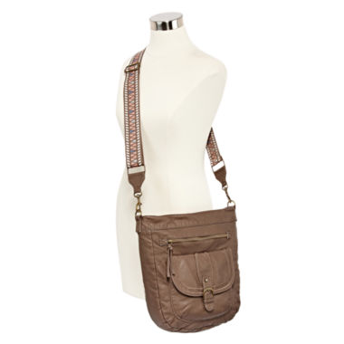 Arizona Front Pocket Crossbody Bag