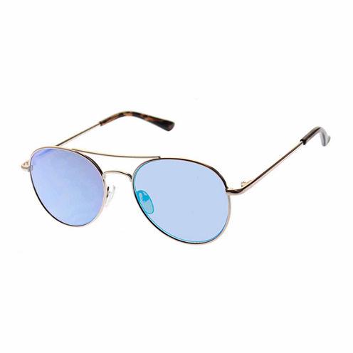 Bisou Bisou Full Frame Aviator UV Protection Sunglasses