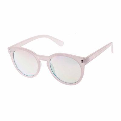 Bisou Bisou Full Frame Round UV Protection Sunglasses