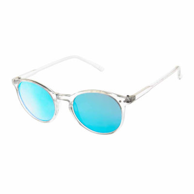 Bisou Bisou Full Frame Round UV Protection Sunglasses
