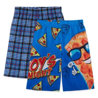 Jelli Fish Kids 2-pack Shorts Pajama Set Boys