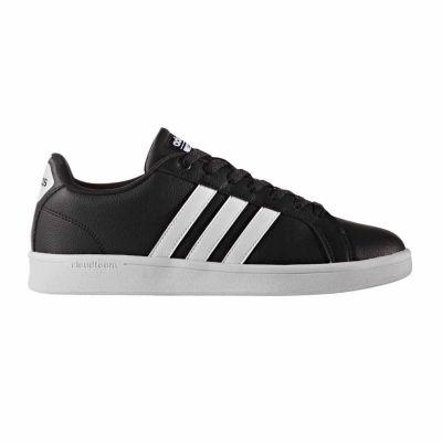 Adidas Cloudfoam Advantage  Stripe Mens Athletic Shoes