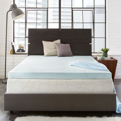 "Sleepwise 3"" Memory Foam Mattress Topper"