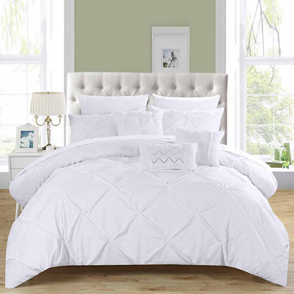 Attrayant Chic Home Hannah Comforter Set