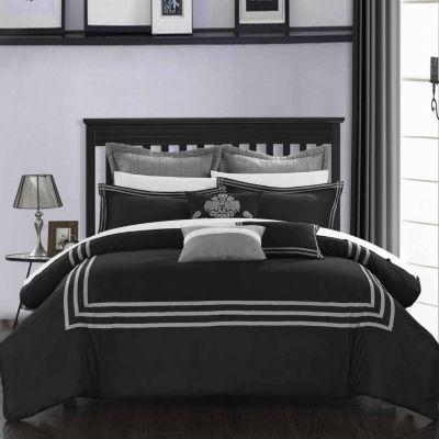 Chic Home Cosmo 12-pc. Complete Bedding Set with Sheets