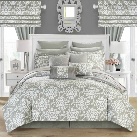 Chic Home Hailee 24 Piece Comforter Set