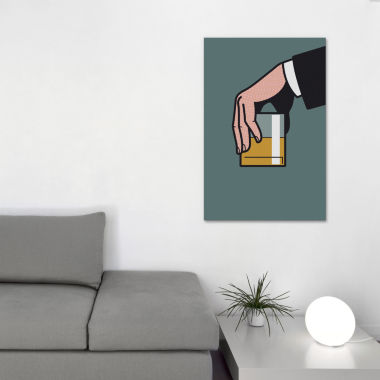 Icanvas Mad Men #2 Canvas Art