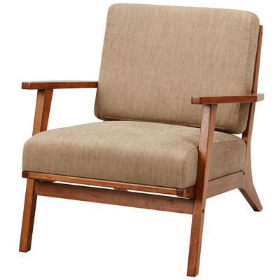 Madison Park Aigle Fabric Club Chair