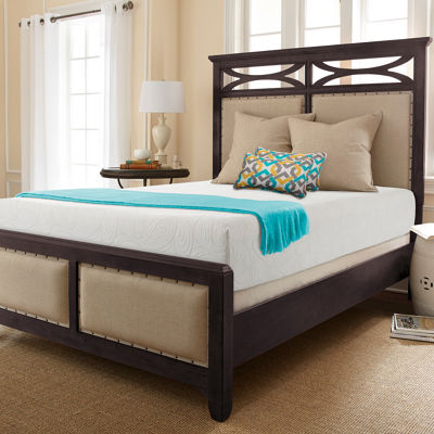 PuraSleep 10In Siesta Key Comfort Supreme Memory Foam Mattress