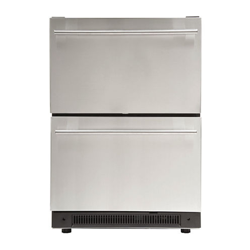 Haier Undercounter Dual Drawer Refrigerator