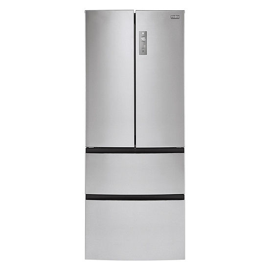 Haier Hrf15n3ags 15 Cuft French Door Refrigerator Jcpenney
