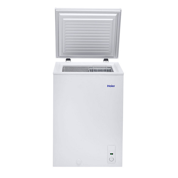 Haier 3.5 Cu. Ft. Capacity Chest Freezer