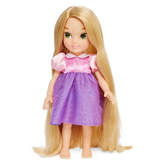 disney rapunzel toddler doll h15