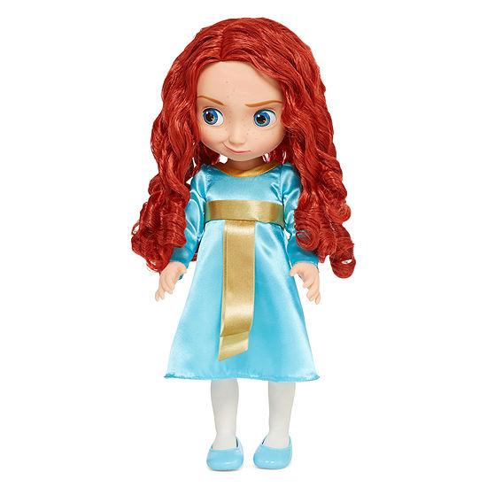 Disney Collection Merida Toddler Doll Girls