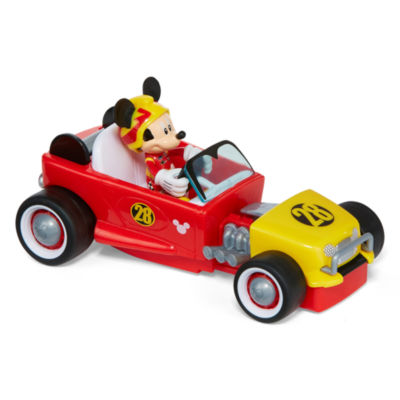 Disney Transforming Mickey Racer 2-pc. Mickey Mouse Toy Playset - Boys