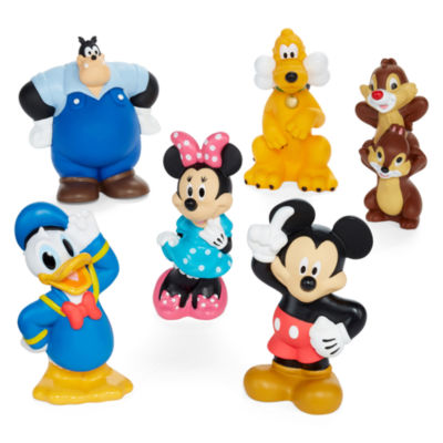 Disney Mickey and Friends Bath Toy