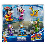 Disney Collection Mickey Roadster Figurine Playset