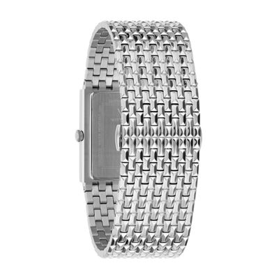 Wittnauer Mens Silver Tone Bracelet Watch-Wn3082