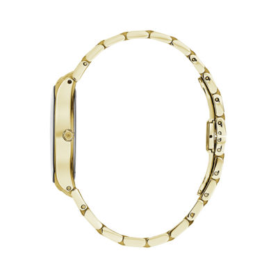 Wittnauer Womens Gold Tone Bracelet Watch-Wn4095