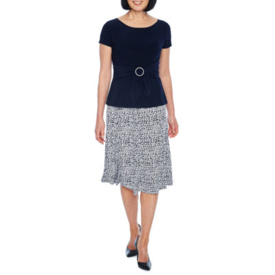 Perceptions 2-pc. Skirt Set