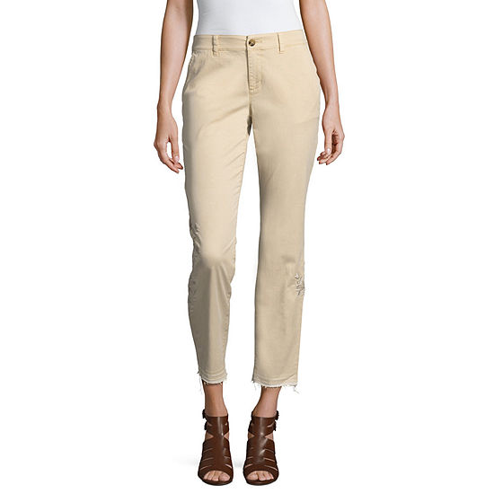 """A.N.A Embroidered Chino - Tall Inseam 30"""""""