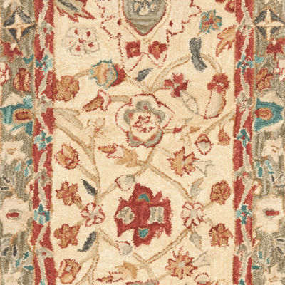 Safavieh Risto Traditional Wool Area Rug