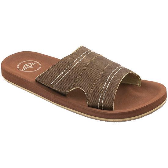 Dockers® Adjustable Slide Sandals