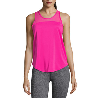 Xersion Rouched Back Tank - Tall