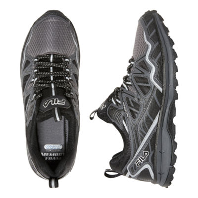Fila Memory Tko Tr 5 Mens Running Shoes Lace-up