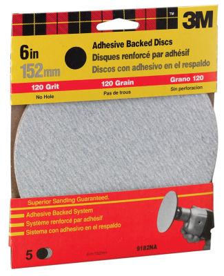 "3M 9182Dc-Na 6"" Fine Adhesive Backed Discs"