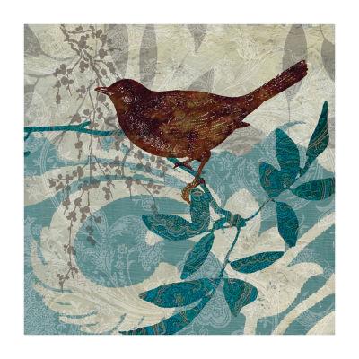 Songbird II Canvas Art