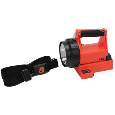 Streamlight Fire Vulcan LED  Std Sys AC/DC Or