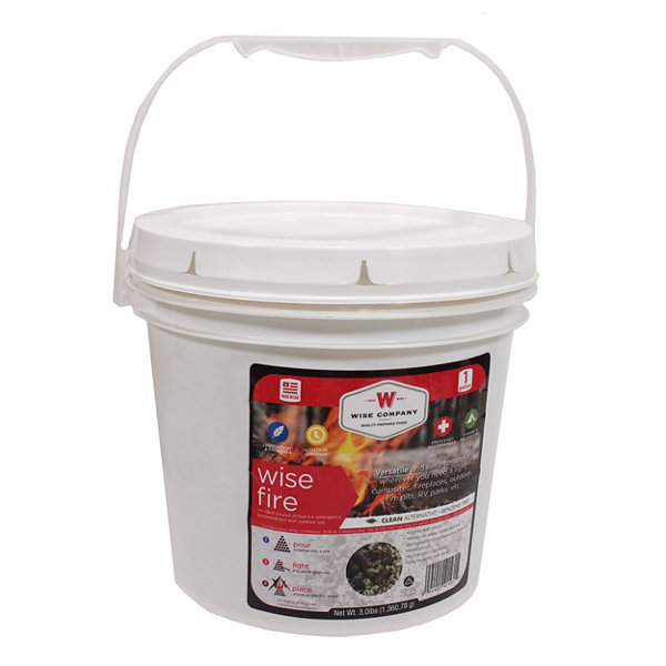 Wise Foods Fuel Source 1 Gallon Bucket  60 Cups