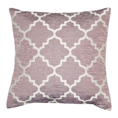 Evelyn Square Throw Pillow