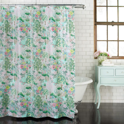 Excell Home Fashions Dandy Land Shower Curtain