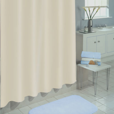 Excell Home Fashions Deluxe Magnet Liner Vinyl Shower Curtain Liner