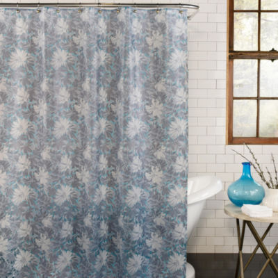 Excell Home Fashions Parsley Shower Curtain