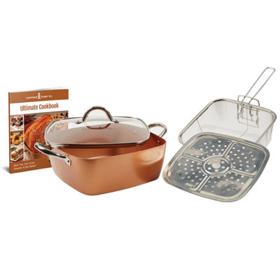 As Seen on TV Copper Chef 5-pc. Casserole Set