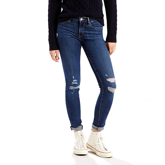 82031ac4a268 Levis 711 Skinny Jeans JCPenney