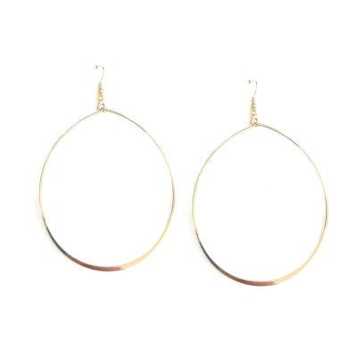 a.n.a 3 Inch Hoop Earrings