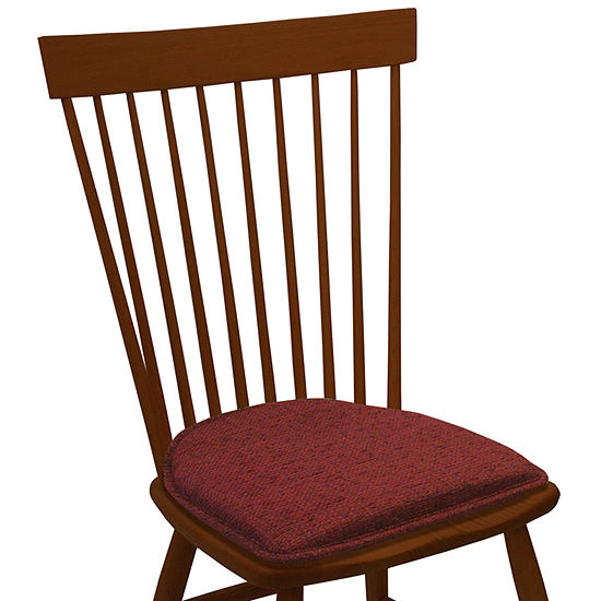 """Klear Vu Tyson Gripper® DelightFill 2-Pack 2"""" Chair Cushion"""