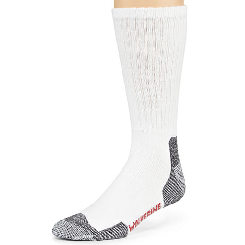 Wolverine® 2-pk. Steel Toe Acrylic Boot Socks