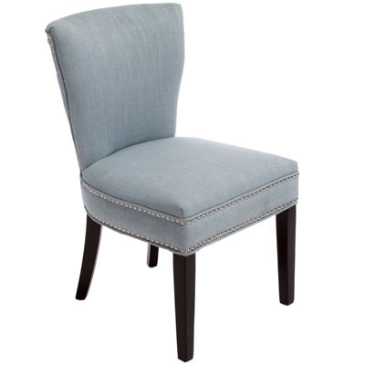 Brodie Upholstered Dining Chair w/ Nailhead Trim