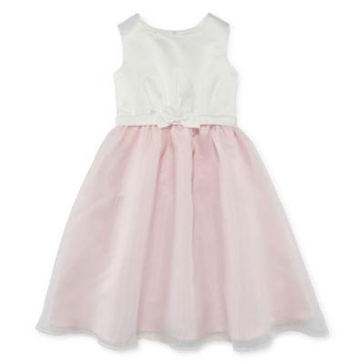 Lavender by Us Flower Girl Dress - Preschool Girls 4-6x