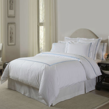 jcpenney.com | Pointehaven Embroidered 3-pc. Duvet Set & Accessories