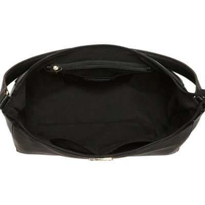 Liz Claiborne Adrienne Top Zip Shoulder Bag
