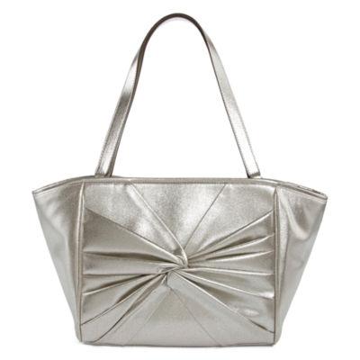 Liz Claiborne Claudia Shopper Tote Bag
