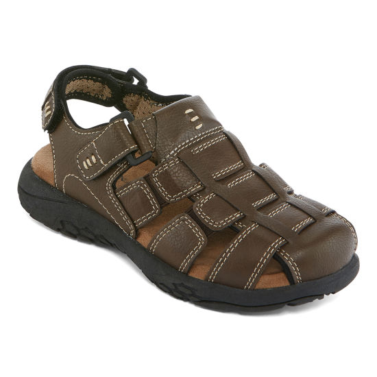 Arizona Coast Jr Strap Sandals - Little /Big Kids