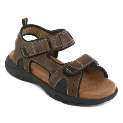 Arizona Llewellyn Jr Boys Strap Sandals - Little Kids/Big Kids
