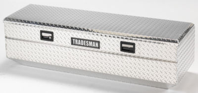 Tradesman 9460T Bright Aluminum Full-Size Flush Mount Truck Box